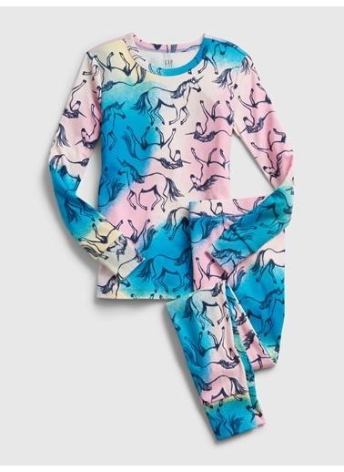 Gap Pijama Takım Renkli